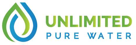 UNLIMITED PURE WATER Logo